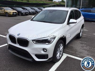 usata BMW X1 X1SDRIVE 16D