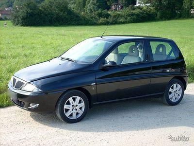 usata Lancia Ypsilon anno 2002