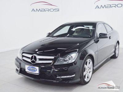 gebraucht Mercedes C220 CDI COUPE 170 CV AUTOM