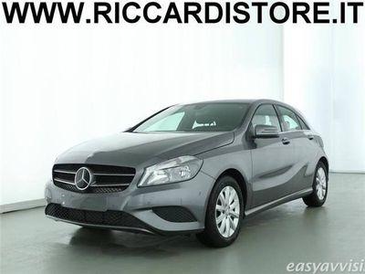 usata Mercedes A180 classestyle benzina berlina grigio chiaro