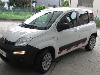 usata Fiat Panda 4x4 1.3 MJ VAN - - KM 80.000 - EURO 4.850 + IVA