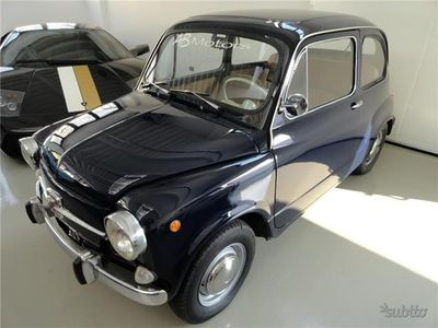 second-hand Fiat 600D Fanalone