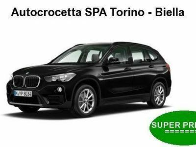 usata BMW X1 sDrive16d Advantage Auto EURO 6