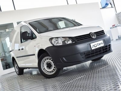 usata VW Caddy 2.0 Ecofuel 4p. Van