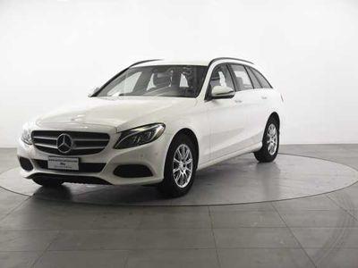usado Mercedes C200 SW d (BT) Business auto