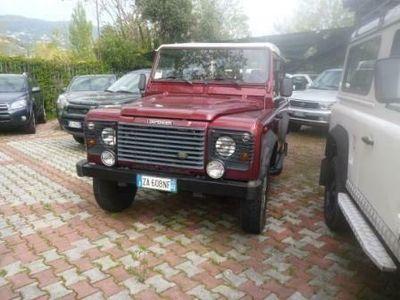 usata Land Rover Defender 90 2.5 Td5 anno 2005 km 208711