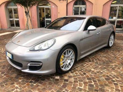 usata Porsche Panamera Turbo 4.8