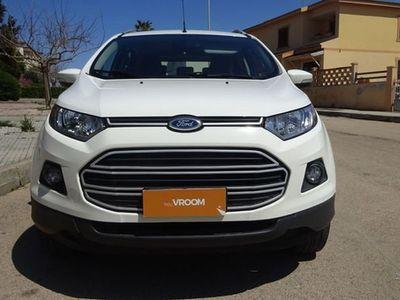 used Ford Ecosport 1.5 TDCi 90 CV cDPF Plus
