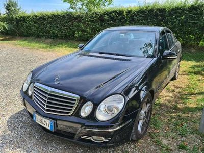 usata Mercedes E320 CDI cat 4Matic EVO Avantgarde