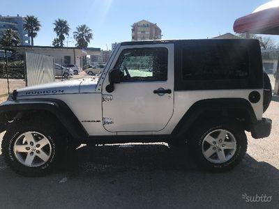 usado Jeep Wrangler 2ª serie - 2010