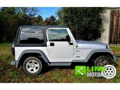 usata Jeep Wrangler Fuoristrada Benzina