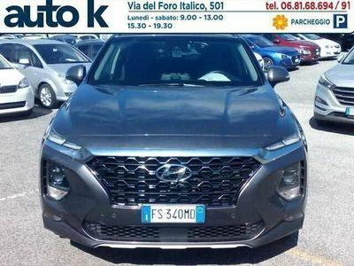 usata Hyundai Santa Fe NEW 2.2CRDI 8AT 4WD XPRIME+SP+19