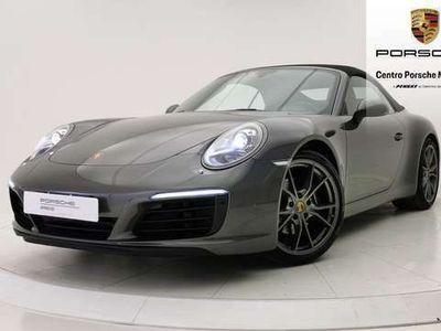usata Porsche 911 Carrera Cabriolet 991 3.0