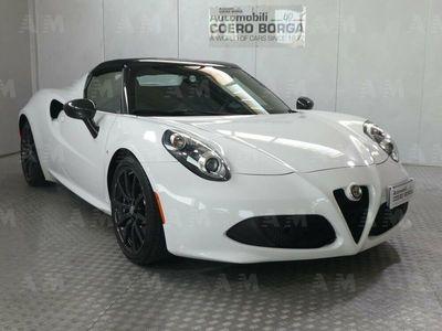 brugt Alfa Romeo 4C Spider 4C 1750 TBi Spider usato