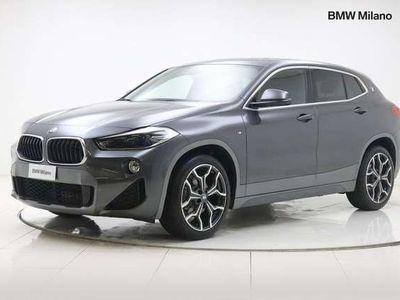usata BMW X2 sDrive18i Msport-X