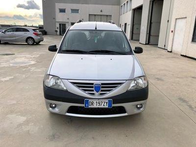 usata Dacia Logan MCV 1.5 dCi 85CV 5 posti Lauréate