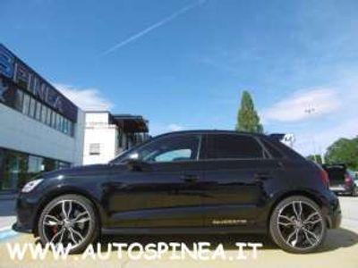 usata Audi S1 SPB 2.0 TFSI quattro #navi #xeno #pacchettoquattro Benzina