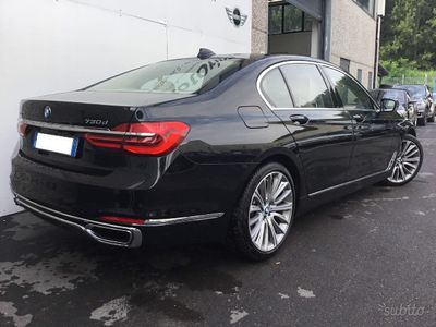 used BMW 730 Xdrive LUXURY KM 15.000 *LISTINO 133.000