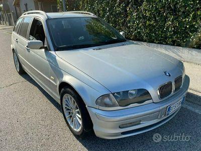 usata BMW 320 Diesel 2001