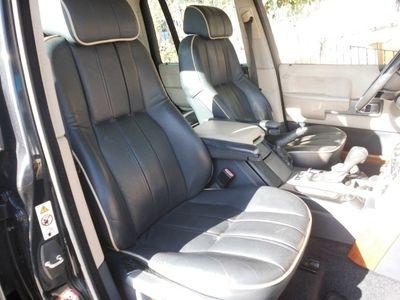 brugt Land Rover Range Rover 3.0 Td6 Vogue Legno