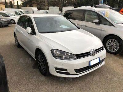 usata VW Golf gtd 2.0 tdi dsg 5p. bluemotion technology diesel