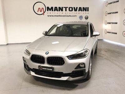usata BMW X2 sDrive18d Business-X