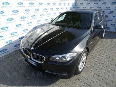usata BMW 520 Serie 5 d del 2017 usata a Firenze
