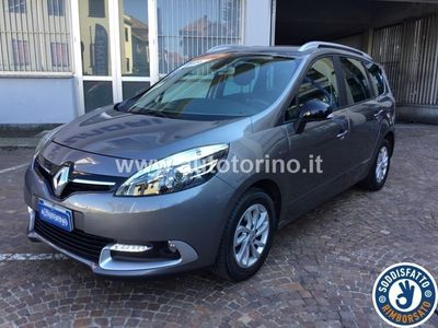 usata Renault Scénic SCENIC1.5 dci Limited s&s 110cv