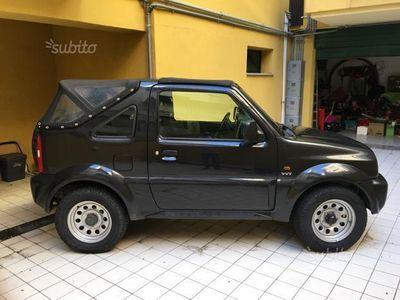 gebraucht Suzuki Jimny 1.3i 16V cat Cabrio 4WD JLX
