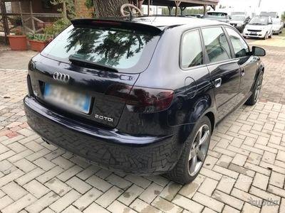 usata Audi A3 Sportback 2.0 Tdi 170 Cv S-Tronic