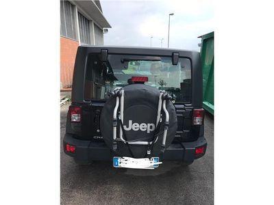 usata Jeep Wrangler 2.8 CRD DPF Sport Auto