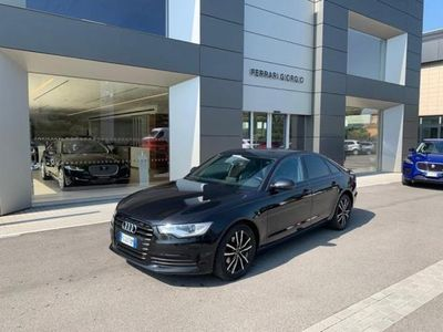 usata Audi A6 2.0 TDI 190 CV ultra S tronic Advanced
