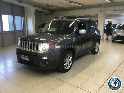 usata Jeep Renegade 1.4 m-air Limited fwd 140cv