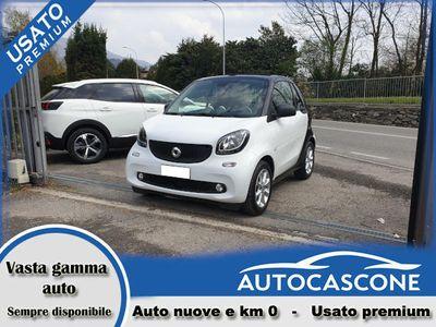 usata Smart ForTwo Cabrio 1.0 twinamic Passion EX MERCEDES GERMANIA