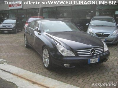 used Mercedes CLS320 CDI Sport