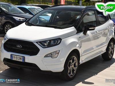 usado Ford Ecosport 1.0 ecoboost ST-line s&s 125cv auto