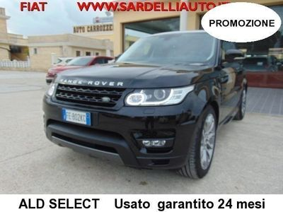used Land Rover Range Rover Sport 3.0 SDV6 HSE Dynamic.
