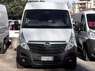 usata Opel Movano 2.3 Diesel 125cv