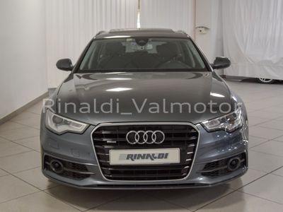 brugt Audi A6 A6 AvantAvant 3.0 TFSI 310 CV quattro S tronic Bu