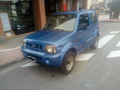 gebraucht Suzuki Jimny 1.3i 16V cat 4WD