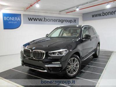 usata BMW X3 xdrive30d Luxury 249cv auto