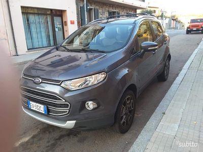 used Ford Ecosport Ottobre 2014