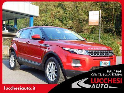 usado Land Rover Range Rover evoque 2.2 TD4 5p Cambio Automatico Xenon