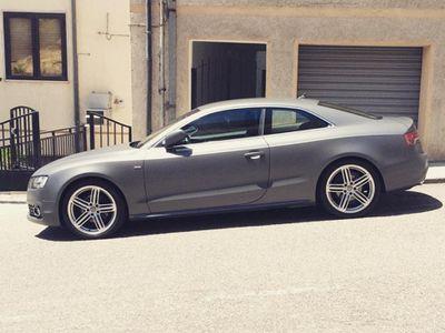 usado Audi A5 quattro Sline