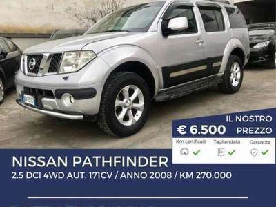 usata Nissan Pathfinder 2.5 dCi XE Plus rif. 14569018