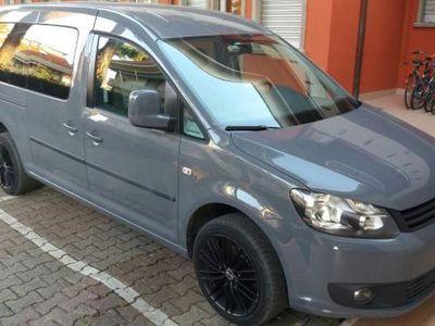 usata VW Caddy Maxi 1.6 Tdi 102 Cv Dsg 5p. Comf. Usato