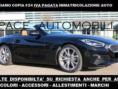 usata BMW Z4 20i M SPORT M-SPORT MSPORT FORNIAMO F24 IVA PAGATA