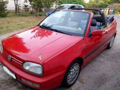 usata VW Golf Cabriolet 1.8/90 CV cat Basic