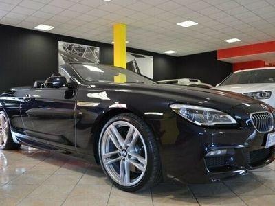 usata BMW 640 Cabriolet d M-SPORT **FULL FULL OPTIONAL**