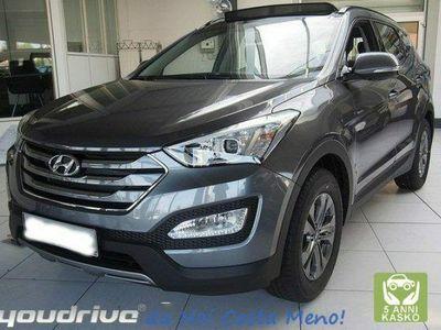 usata Hyundai Santa Fe *diesel Garantiamo prezzo più basso d'Italia. rif. 9148174
